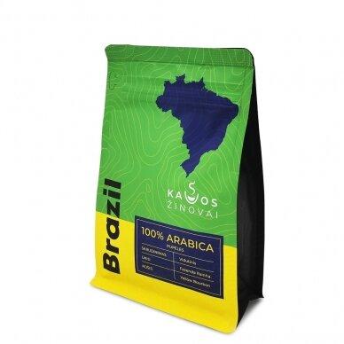 "Kavos pupelės ""Brazil Yellow Bourbon Fazenda Rainha"" 250g. 3"