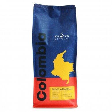 """Kavos Pupelės """"Colombia Medellin Supremo"""" 1kg. 2"""
