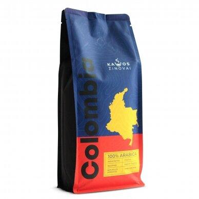 """Kavos Pupelės """"Colombia Medellin Supremo"""" 1kg."""