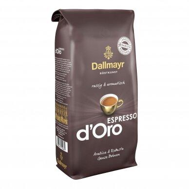 "Kavos pupelės Dallmayr ""Espresso d'Oro"" 1kg. 3"