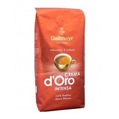 "Kavos pupelės Dallmayr ""CREMA Intensa d'Oro"" 6kg 2"