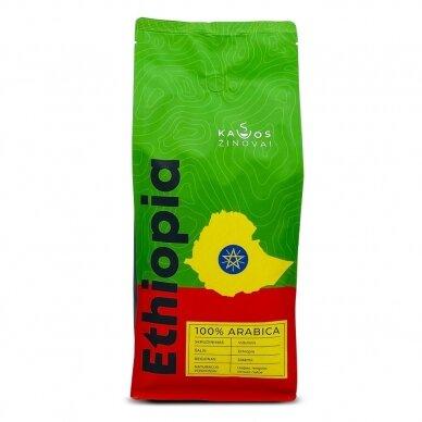"""Kavos Pupelės """"Ethiopia Sidamo"""" 1kg. 2"""