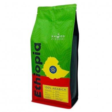 """Kavos Pupelės """"Ethiopia Sidamo"""" 1kg. 3"""