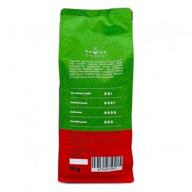 """Kavos Pupelės """"Ethiopia Sidamo"""" 1kg. 4"""