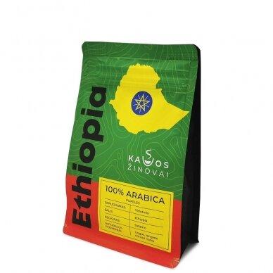 "Kavos Pupelės ""Ethiopia Sidamo"" 250g. 3"