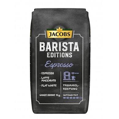 """Kavos pupelės Jacobs """"Barista Espresso"""" 1kg"""
