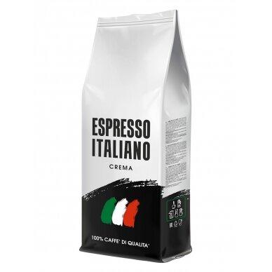 "Kavos pupelės Kavos Bankas ""Espresso Italiano Crema"" 1kg"