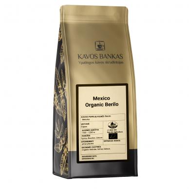 """Kavos pupelės Kavos Bankas """"Mexico Organic"""" 1kg"""