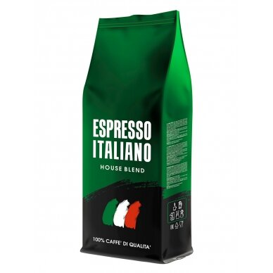 "Kavos pupelės Kavos Bankas ""Espresso Italiano House blend"" 1kg"