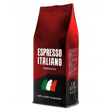 "Kavos pupelės Kavos Bankas ""Espresso Italiano Perfetto"" 1kg"