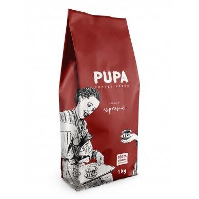 "Kavos pupelės Kavos Bankas ""Pupa Tobulam espresui"" 1kg"