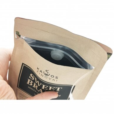 """Kavos pupelės Kavos Žinovai """"Espresso Italiano"""" 250g. 5"""