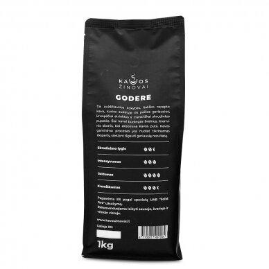"""Kavos pupelės Kavos Žinovai """"Godere"""" 1kg 4"""