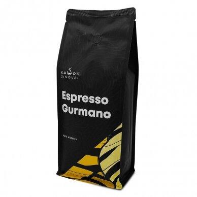 """Kavos pupelės Kavos Žinovai """"Gurmano"""" 1kg 3"""