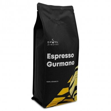 """Kavos pupelės Kavos Žinovai """"Gurmano"""" 1kg"""