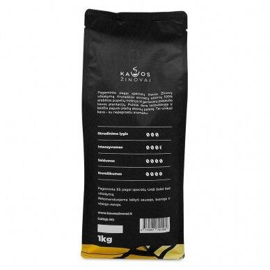 """Kavos pupelės Kavos Žinovai """"Gurmano"""" 1kg 4"""