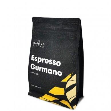 """Kavos pupelės Kavos Žinovai """"Gurmano"""" 250g. 3"""