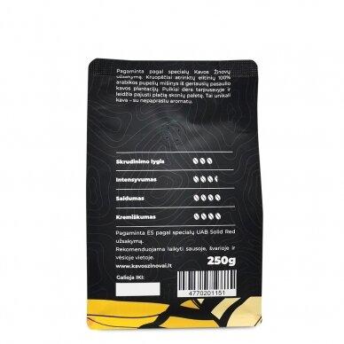 """Kavos pupelės Kavos Žinovai """"Gurmano"""" 250g. 4"""