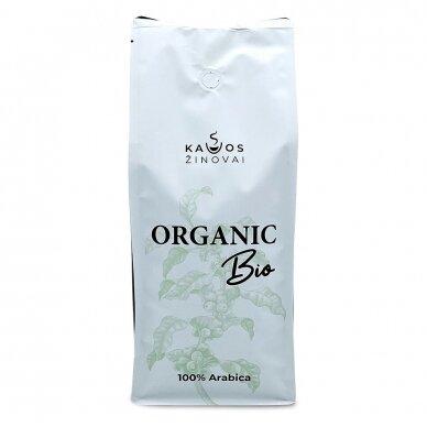 """Kavos Pupelės Kavos Žinovai """"Organic BIO"""" 1kg. 2"""
