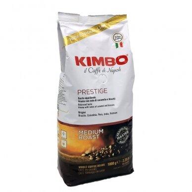 "Kavos pupelės Kimbo ""Prestige"" 1kg."