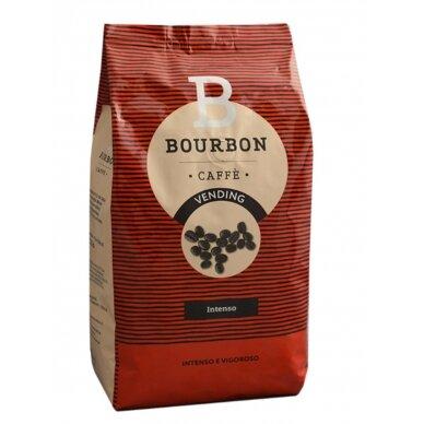 "Kavos pupelės Lavazza ""Bourbon Vending Intenso"" 1kg"