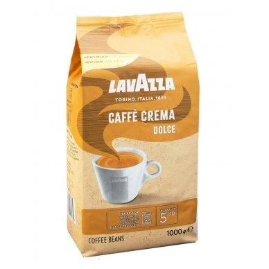 "Kavos pupelės Lavazza ""Caffe crema Dolce"" 1kg"