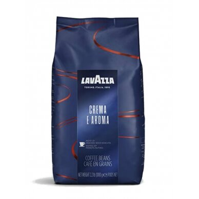 """Kavos pupelės Lavazza """"Crema e Aroma Espresso"""" 6kg 2"""