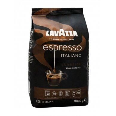 """Kavos pupelės Lavazza """"Espresso"""" 1kg"""