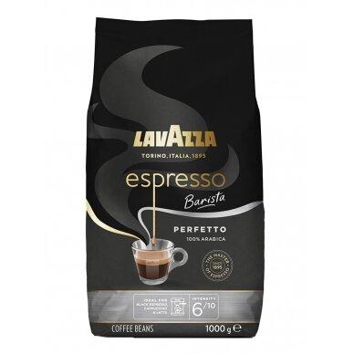 """Kavos pupelės Lavazza """"Espresso Barista Perfetto"""" 1kg"""