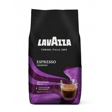 "Kavos pupelės Lavazza ""Espresso Cremoso"" 1kg"
