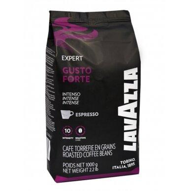 "Kavos pupelės Lavazza ""Expert Gusto Forte"" 1kg"
