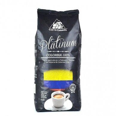 """Kavos pupelės Oquendo """"Colombia Platinum"""" 1kg"""