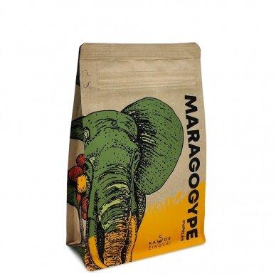 "Kavos Pupelės ""Maragogype"" 250g."