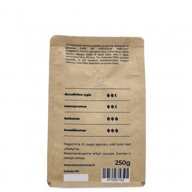 "Kavos Pupelės ""Maragogype"" 250g. 4"