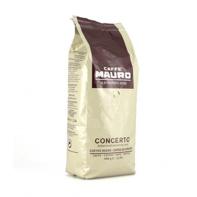 "Kavos pupelės Mauro ""Concerto"" 1kg."