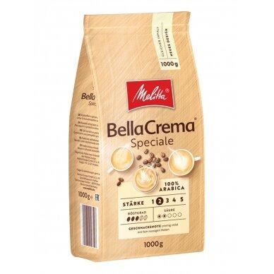 """Kavos pupelės Melitta """"BellaCrema Speciale"""" 1kg"""