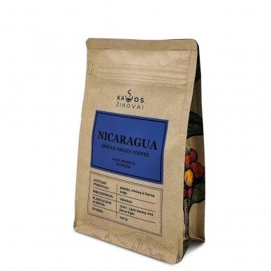 """Kavos Pupelės """"Nicaragua Single Origin"""" 250g. 3"""