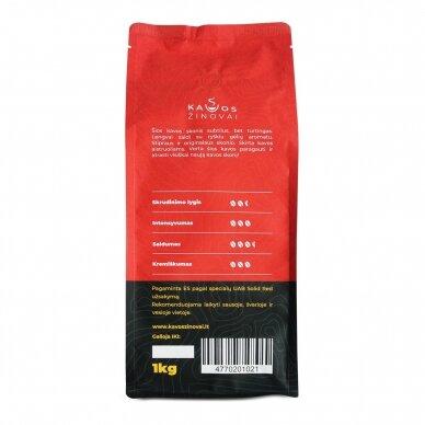 "Kavos pupelės ""Papua New Guinea"" 1kg. 3"