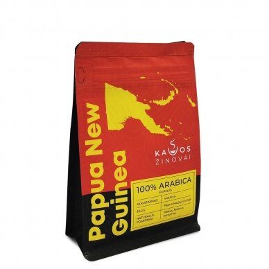 "Kavos pupelės ""Papua New Guinea"" 250g."