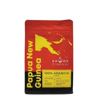 "Kavos pupelės ""Papua New Guinea"" 250g. 2"