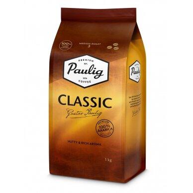 "Kavos pupelės Paulig ""Classic"" 1kg"