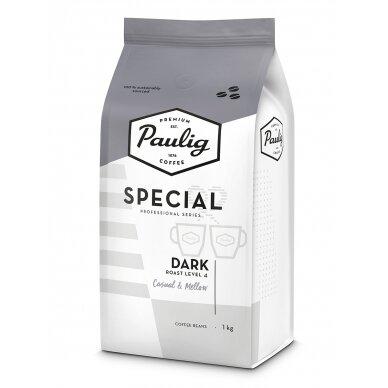 "Kavos pupelės Paulig ""Special Dark"" 1kg"