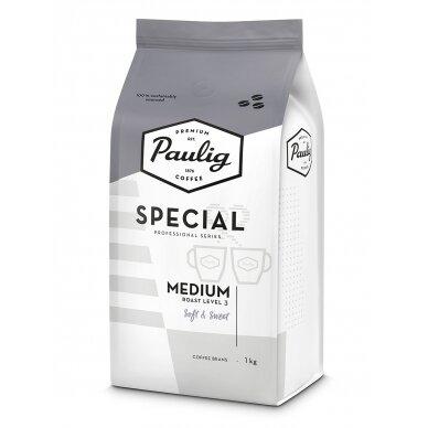 """Kavos pupelės Paulig """"Special Medium"""" 1kg"""