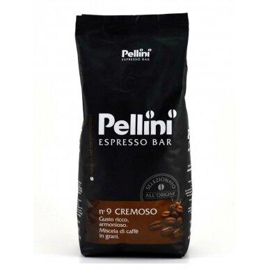 """Kavos pupelės Pellini """"Espresso Bar Cremoso"""" 1kg."""