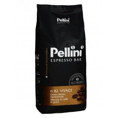 "Kavos pupelės Pellini ""Espresso Bar Vivace"" 1kg."