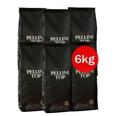 "Kavos pupelės Pellini ""TOP"" 6kg."