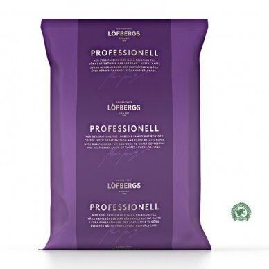 "Kavos Pupelės Lofbergs ""Professionell Medium"" 1kg."