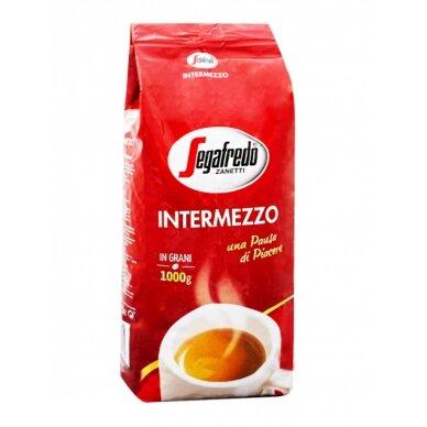 """Kavos pupelės Segafredo """"Intermezzo"""" 1kg"""