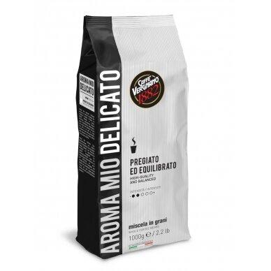 """Kavos pupelės Vergnano """"Aroma Mio Delicato"""" 1kg"""