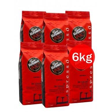 """Kavos pupelės Vergnano """"Espresso Bar"""" 6kg"""